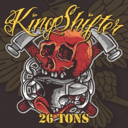 KingShifter - 26 Tons - Cover_Final