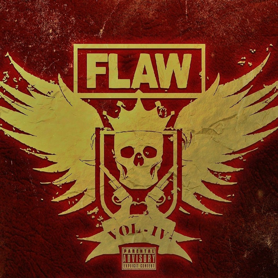 FLAW Announces Upcoming New Album VOL IV Because of The