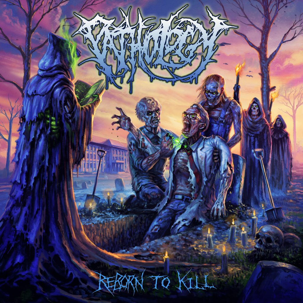 Pathology – Reborn To Kill CD