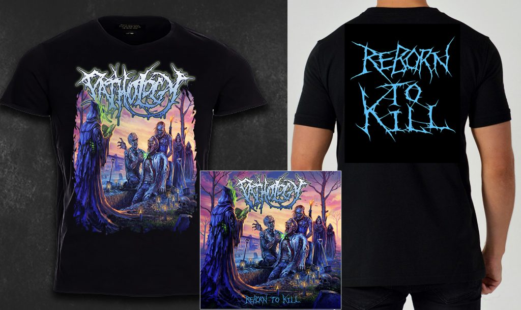 Pathology – Reborn To Kill Pre-Order
