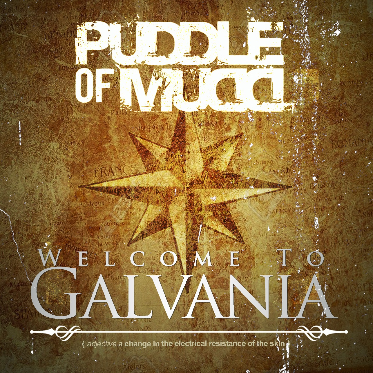 Puddle Of Mudd Ink Deal With Pavement New Album Welcome